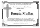 Mańka Danuta