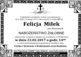 Miłek Felicja