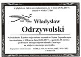 Odrzywolski Władysław
