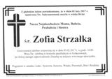 Strzałka Zofia