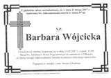 Wójcicka Barbara