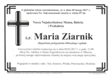 Ziarnik Maria