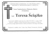 Ściążko Teresa