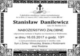 Danilewicz Stanisław