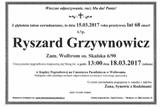 Grzywnowicz Ryszard