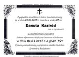 Kaziród Danuta