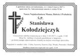 Kołodziejczyk Stanisława