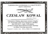 Kowal Czesław