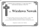 Nowak Wiesława