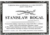 Rogal Stanisław