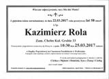 Rola Kazimierz