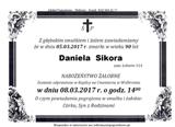 Sikora Daniela