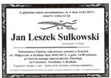Sułkowski Jan
