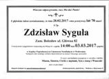 Syguła Zdzisław