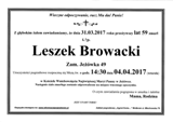 Browacki Leszek