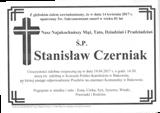 Czerniak Stanisław