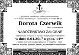 Czerwik Dorota