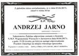 Jarno Andrzej
