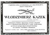 Kazek Włodzimierz