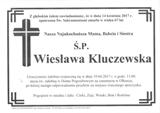 Kluczewska Wiesława
