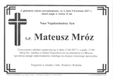 Mróz Mateusz