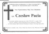 Pacia Czesław