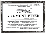 Binek Zygmunt