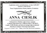 Cieślik Anna