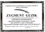 Guzik Zygmunt