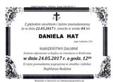 Hat Daniela