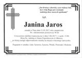 Jaros Janina
