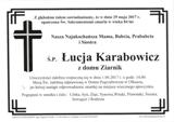 Karabowicz Łucja