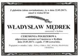 Mędrek Władysław