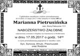 Pietrusińska Marianna