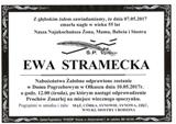 Stramecka Ewa
