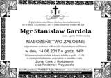Gardeła Stanisław