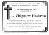 Hosiawa Zbigniew