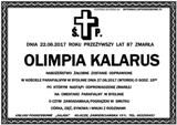 Kalarus Olimpia