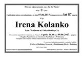 Kolanko Irena