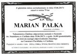 Pałka Marian