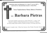 Pietras Barbara