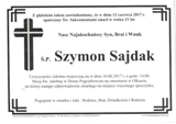 Sajdak Szymon