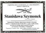 Szymonek Stanisława