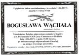 Wąchała Bogusława