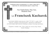 Kucharek Franciszek