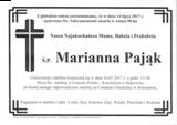 Pająk Marianna