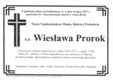 Prorok Wiesława