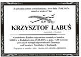 Łabuś Krzysztof