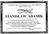 Adamik Stanisław