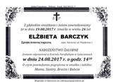 Barczyk Elżbieta